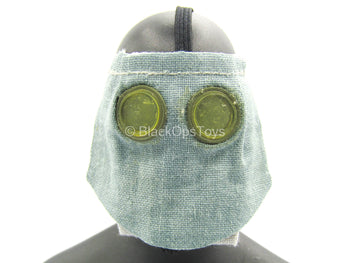 WWI French Rifleman 151st reg. - Gas Mask