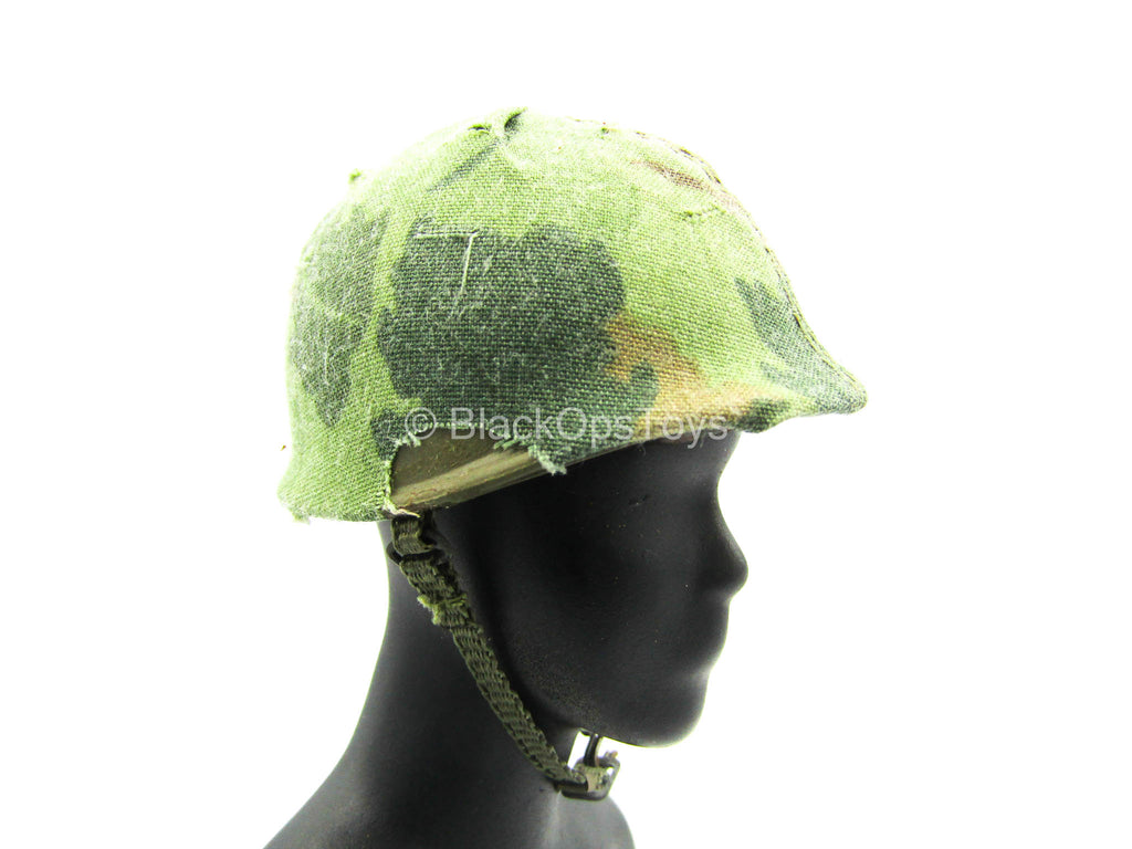 Vietnam - Collections - Wine Leaf Camo Helmet