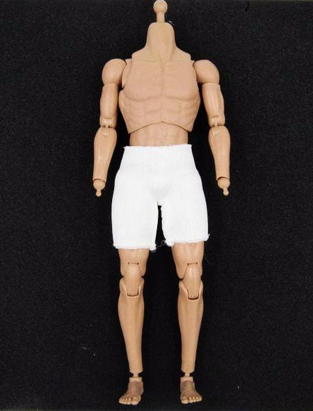 Dam Toys Navy Seal DEVGRU K9 Handler in Afghanistan Nude Male Body w/Feet