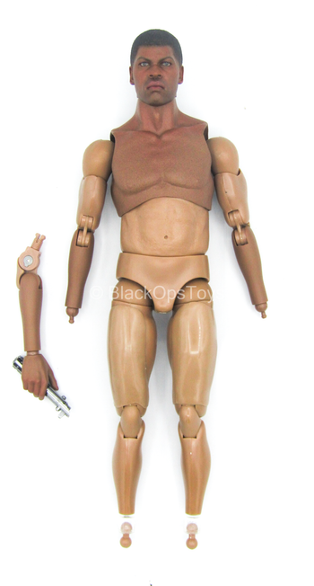 Star Wars - Finn - Male Body w/Head Sculpt & Lightsaber Arm
