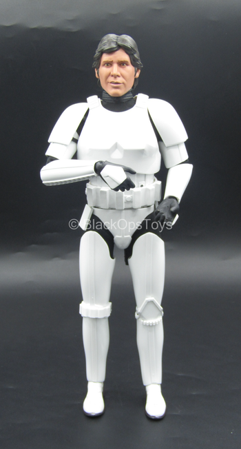 Comicon Exclusive - Star Wars - Han Solo In Stormtrooper Disguise