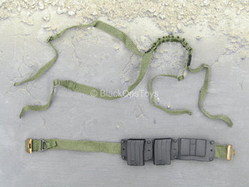 The Range Day Shooter - OD Green Belt & Harness Set