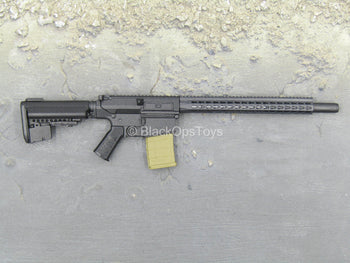 RIFLE - Black 7.62 AR-10 Keymod Assault Rifle