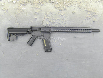 RIFLE - Black 5.56 AR-15 Keymod Assault Rifle