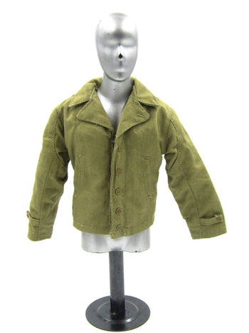 WWII - U.S. Army Infantry - Tan Weathered Uniform Jacket