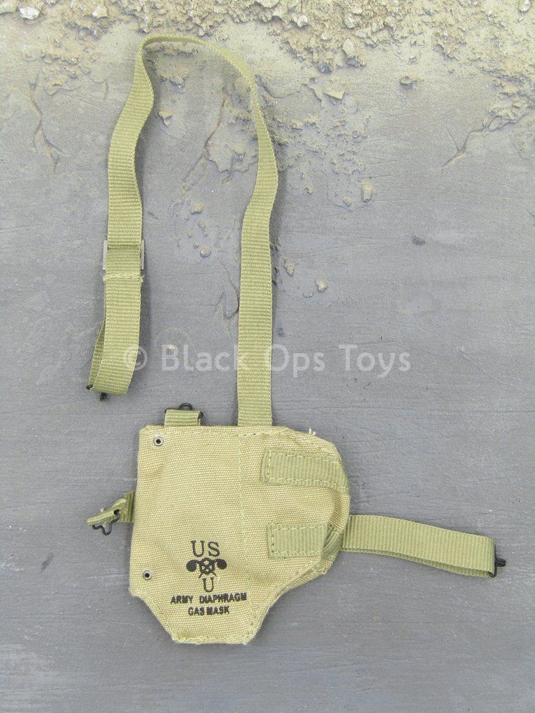 DID 1//6 Scale Gasmask Pouch Russell Franklyn