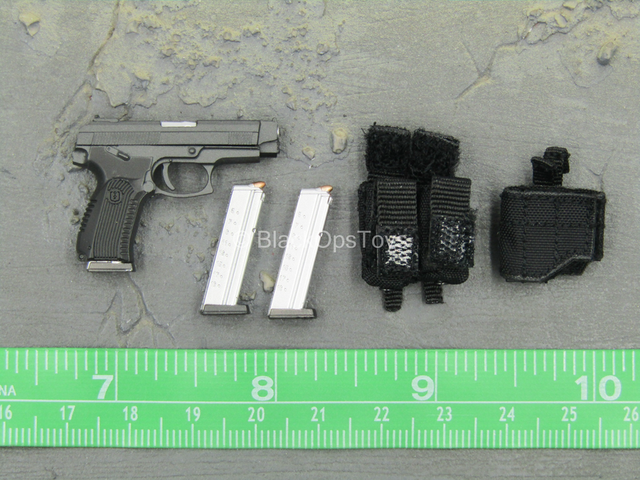 Russian - FSB Alpha Group - MP-443 Grach Pistol w/Holster Set