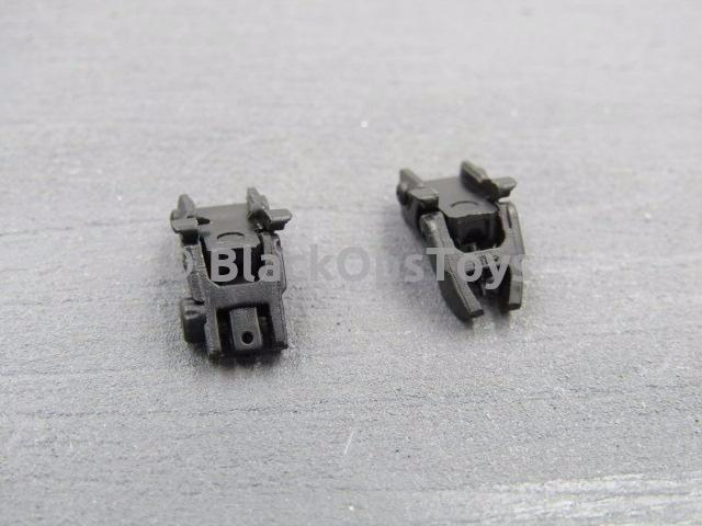 Dam Toys Navy Seal DEVGRU K9 Handler in Afghanistan Black Iron Sights x2