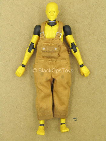 1/12 - Old Bone - Weathered Overalls