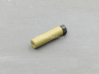 SUPPRESSOR - Black & Tan 5.56MM Suppressor
