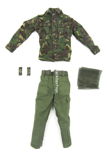 SAS Special Air Service Woodland DPM Camo Uniform Set