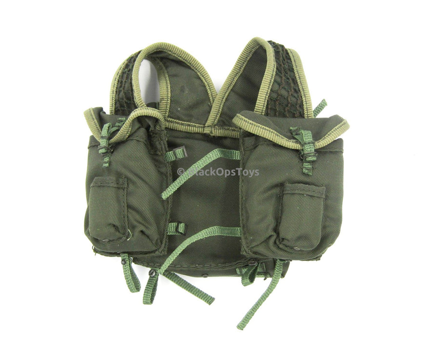 SAS Special Air Service Green Backpack Vest