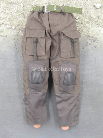Dark Knight Rises - Bane - Combat Pants w/Rivet Belt