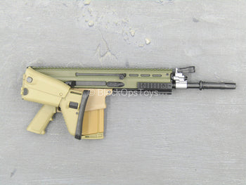 RIFLE - Ayn Issa Scar-H Assault Rifle