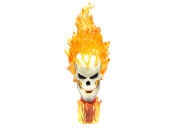 Ghost Rider - Male Light Up Head Sculpt