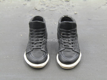 Ghost Rider - Black Sneakers (Peg Type)