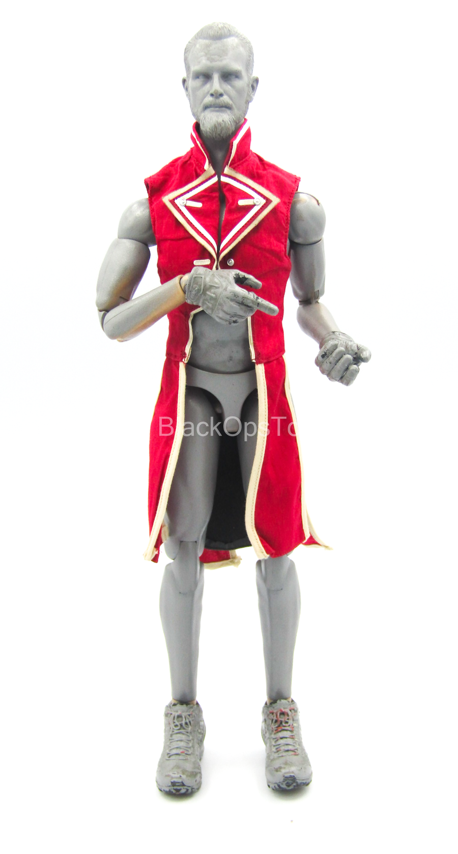 Assassins Creed Rogue - Shay - Red Tunic
