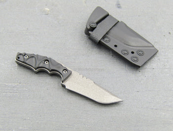 S.A.S Counter Rev. Warfare Urban Raid Combat Knife and Sheath