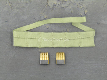 WWII - Soldat - Paratrooper - Bandolier w/Ammo Clips
