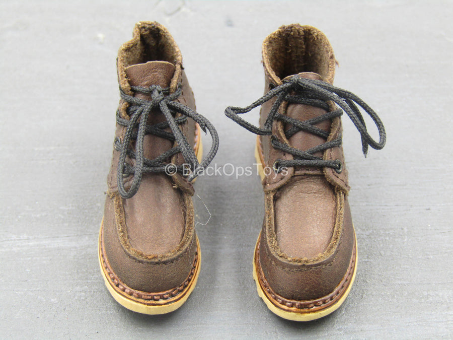 Club 2 - Van Ness - Brown Shoes (Foot Type)