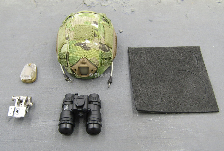 British SAS Rev. Warfare Urban Raid NVG Helmet Set