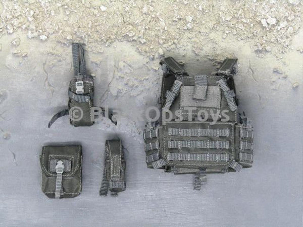 Easy & Simple x Blackopstoys Exclusive: NSW Direct Action Overwatch Sniper Chest Rig & Pouches