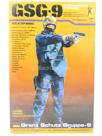 GSG-9 German Counter Terrorism - MINT IN BOX