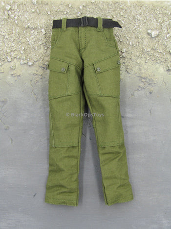S.A.S Counter Rev. Warfare Urban Raid OD Green Combat Pants