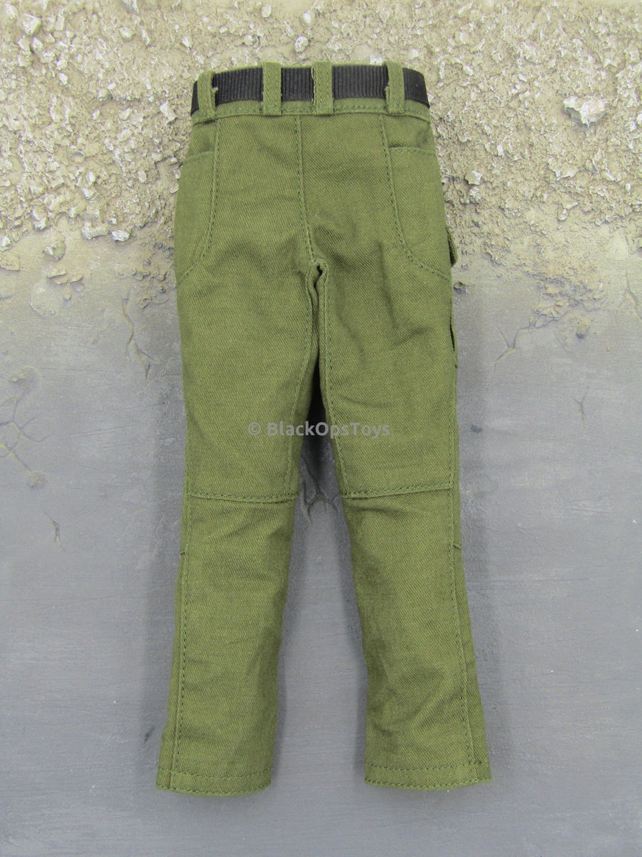 British SAS Rev. Warfare Urban Raid OD Green Combat Pants