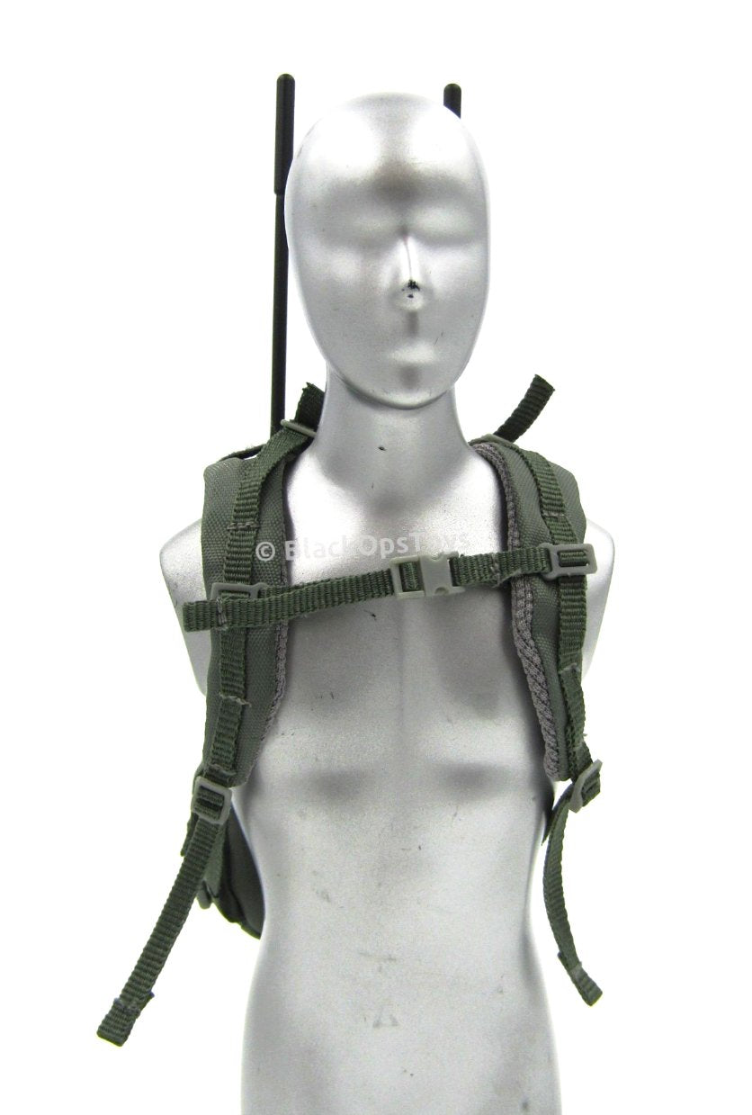 British SAS Rev. Warfare Urban Raid Communications Backpack