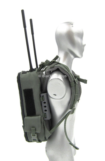 S.A.S Counter Rev. Warfare Urban Raid Communications Backpack