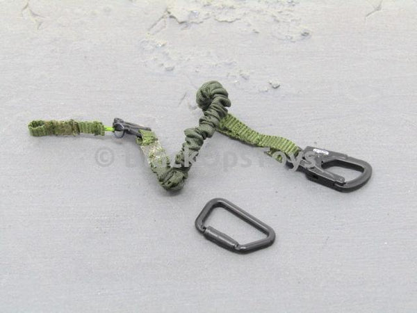 Easy & Simple x Blackopstoys Exclusive: NSW Direct Action Overwatch Sniper Safety Sling & Carabiner