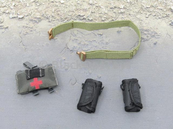 Easy & Simple x Blackopstoys Exclusive: NSW Direct Action Overwatch Sniper Medic Pouch Set