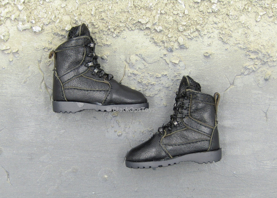 People's Liberation Army Combat Boots (Foot Type)