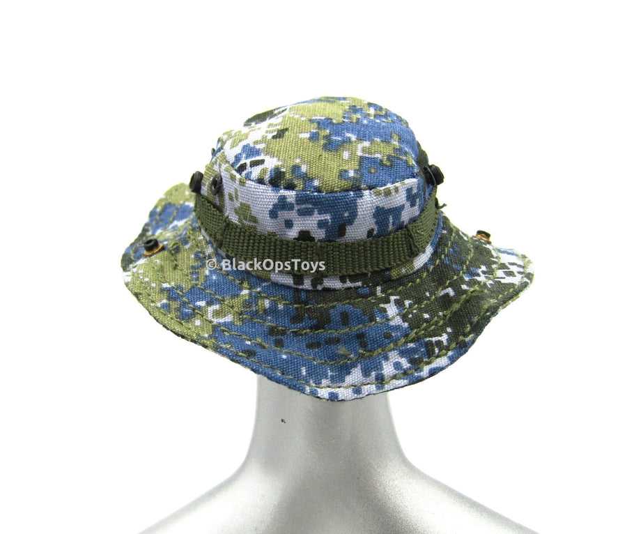 People's Liberation Army Boonie Hat w/Chin Strap