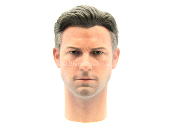 Justice League - Batman - Male Head Sculpt w/Ben Afflek Likeness