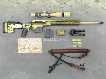SMU Operator Exclusive - XM2010 .300 Sniper Rifle w/Attachments