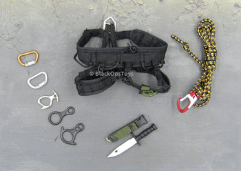 People's Liberation Army Rapelling Gear Set