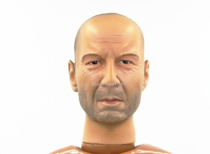 Lt. A.K. Waters in the likeness of Bruce Willis Male Base Body