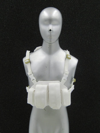 Snow Queen Shirley - White Tactical Chest Rig