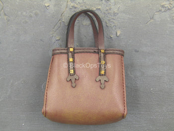 Hermoine Granger - Brown Leather Like Bag