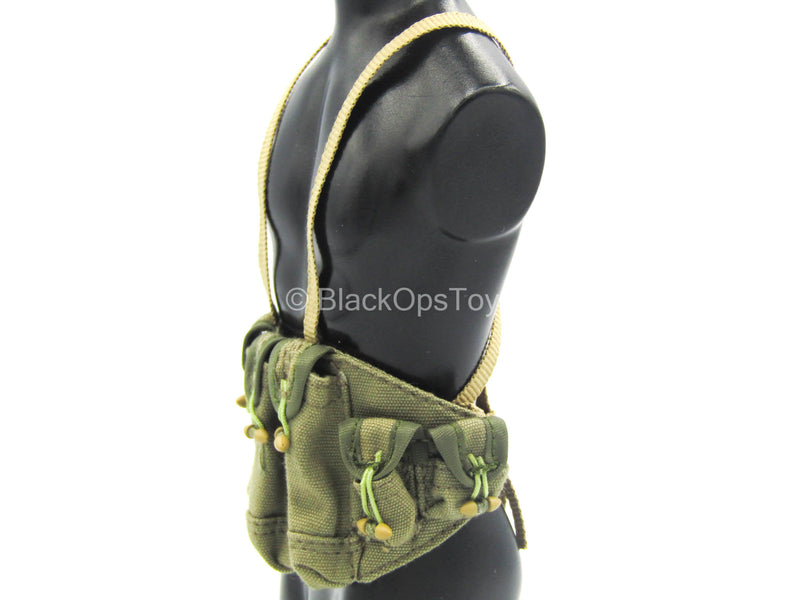 Vietnam - PLA Counterattack - Green Chest Rig