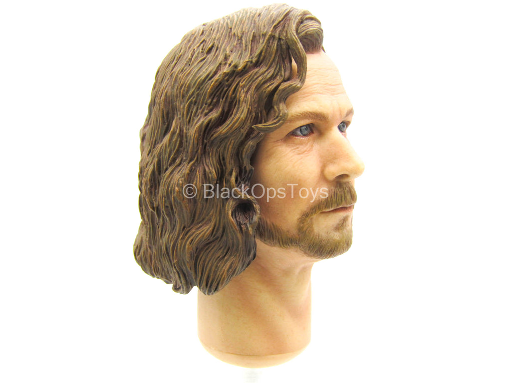 Harry Potter - Sirius Black - Male Head Sculpt