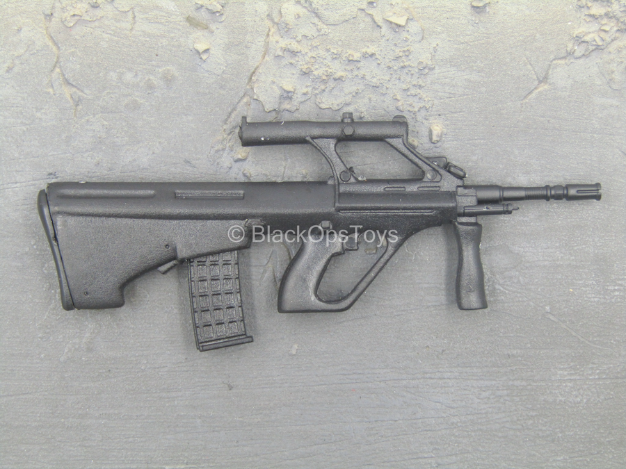 Worlds Weapon Collection - Steyr Aug Assault Rifle - MIP