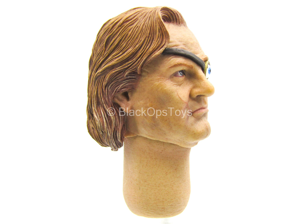 Harry Potter - Alastor Moody - Male Head Sculpt