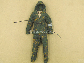 1/12 - Russian FSB Alpha - KZS Camo Combat Uniform