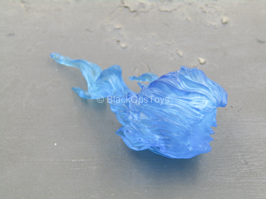 Wolf - Exclusive Blue Elemental FX