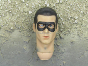 THE SPIRIT - Denny Colt Head Sculpt in the likeness of Gabriel Macht