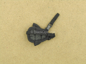 1/12 - Russian FSB Alpha - Black Drop Leg Holster