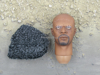 THE SPIRIT - The Octopus Head Sculpt in the Likeness of Samuel L. Jackson